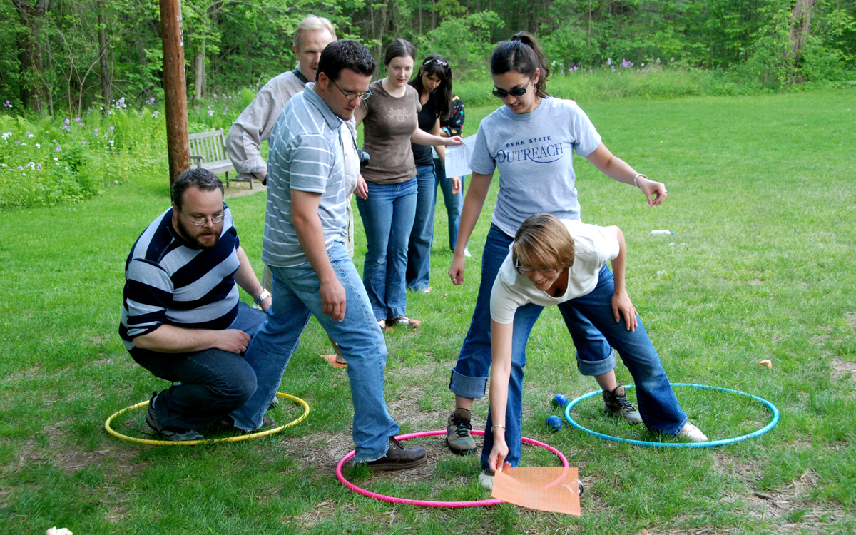 team building activities Icebreakers are fun party games that help people become acquainted and feel comfortable with each other they are great for communication training and team building.